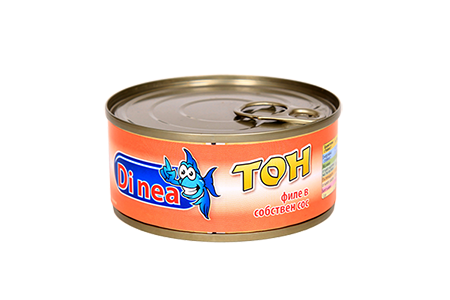 Tuna Fillets in brine