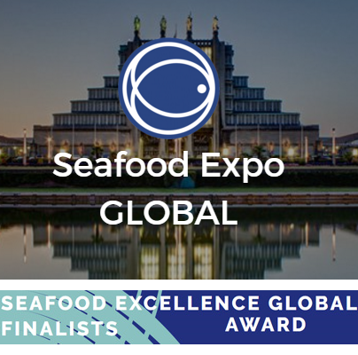 Finalists in Seafood Expo Global
