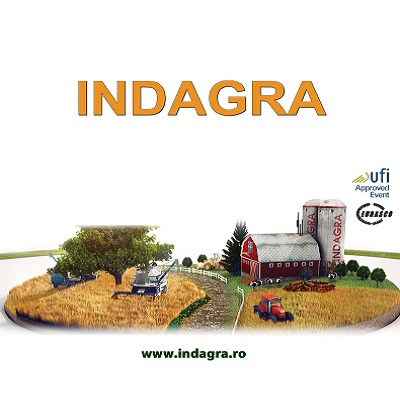 Diavena will take part in the Romania's biggest food and agricultural fair INDAGRA