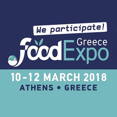 DIAVENA will participate in the exhibition Food Expo Greece 2018