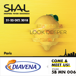 DIAVENA will participate in the exhibition SIAL Paris 2018