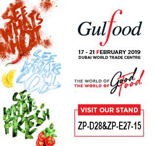 DIAVENA will participate in GULFOOD, Dubai 2019
