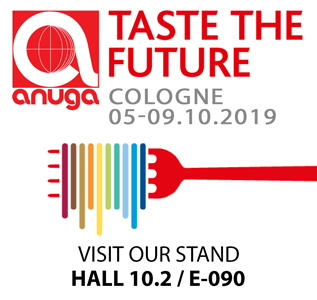 DIAVENA will participate in Anuga, Cologne 2019
