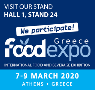 DIAVENA will participate in Food Expo, Greece 2020