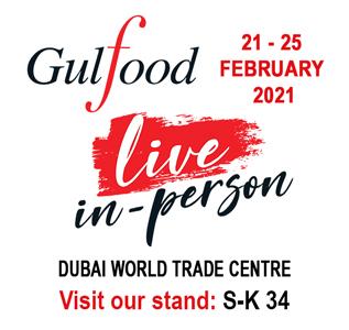 DIAVENA will participate in GULFOOD, Dubai 2021