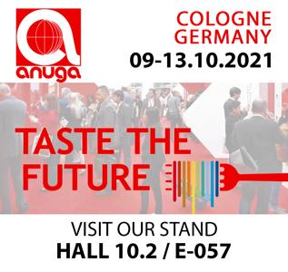 DIAVENA will participate in Anuga, Cologne 2021