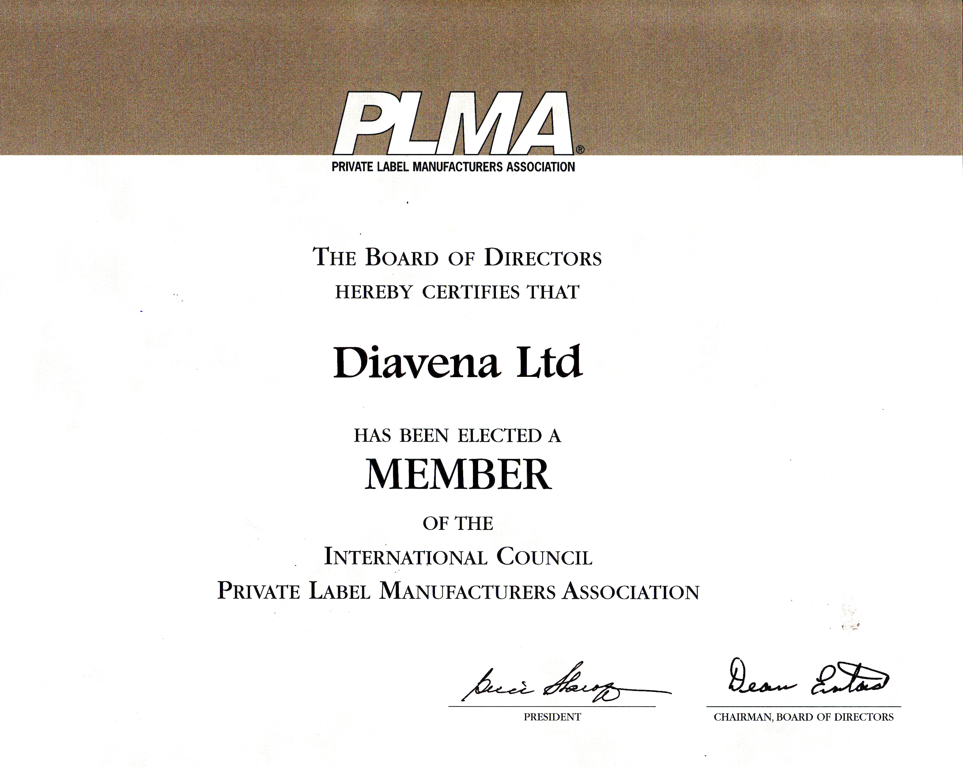 PLMA's World Private Label